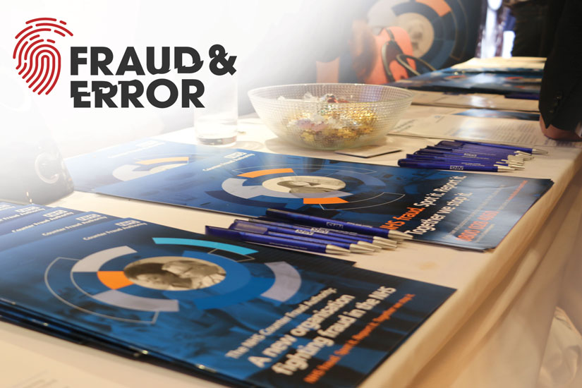 NHS Counter Fraud Authority fraud awareness toolkit factsheet and leaflet