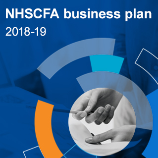 NHSCFA sets priorities for 2018-19 in business plan