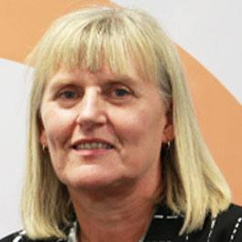 Susan Frith, Chief Executive Officer NHSCFA Board of Directors