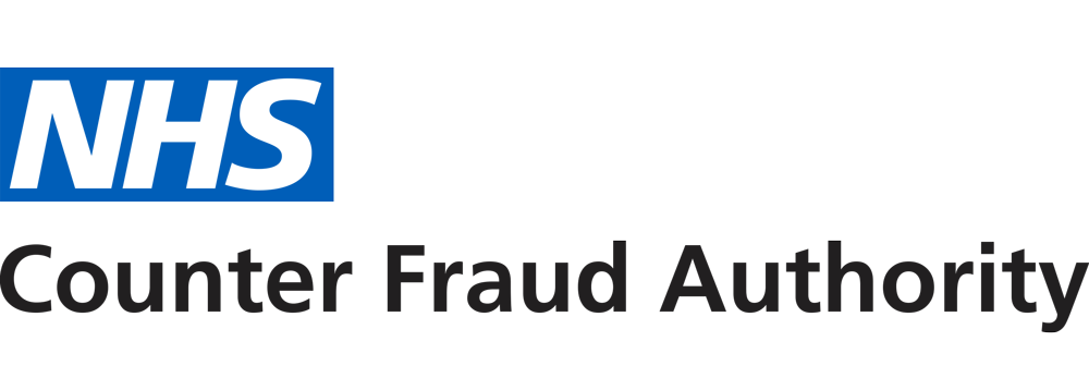 NHS Counter Fraud Authority (NHSCFA) Logo